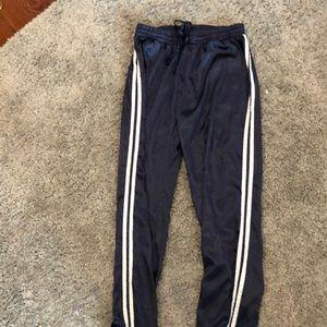 Shein Blue Satin Pants